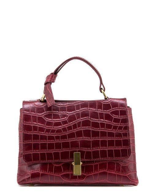 Бордовый портфель Angelo Bianco - 3075.00 руб