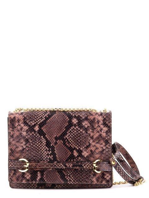 Коричневая сумка планшет Gianni Chiarini - 4995.00 руб