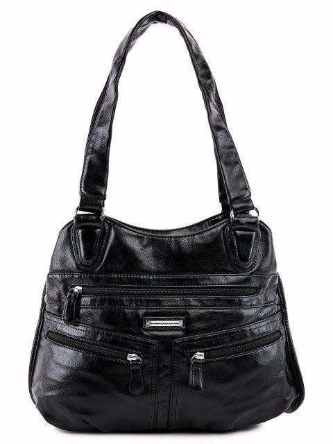 Чёрная сумка классическая Sarsa - 2699.00 руб