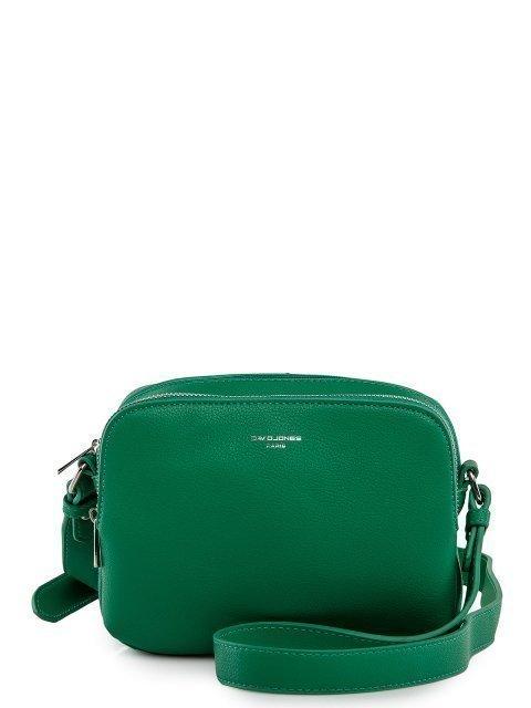 Зелёная сумка планшет David Jones - 1999.00 руб