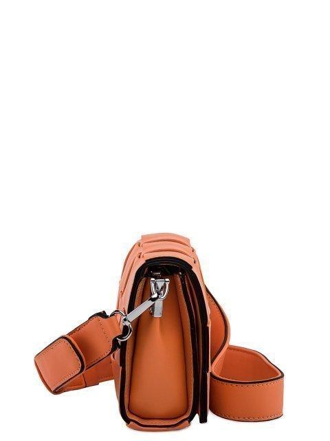 Оранжевая сумка планшет Fabbiano (Фаббиано) - артикул: 0К-00023507 - ракурс 2