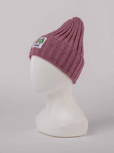 Фиолетовая шапка Fashion Style - 699.00 руб