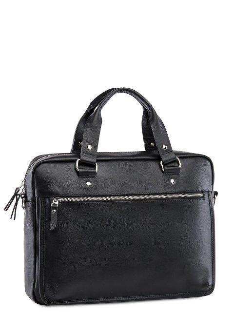 Чёрная сумка классическая S.Lavia (Славия) - артикул: 0055 10 01 - ракурс 1