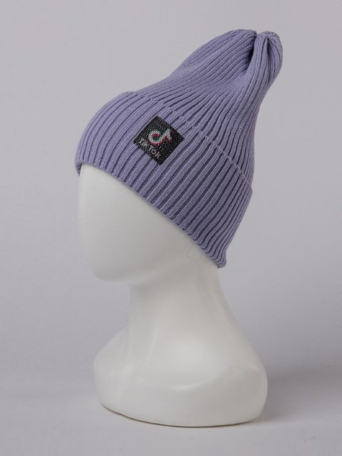 Фиолетовая шапка Fashion Style - 420.00 руб