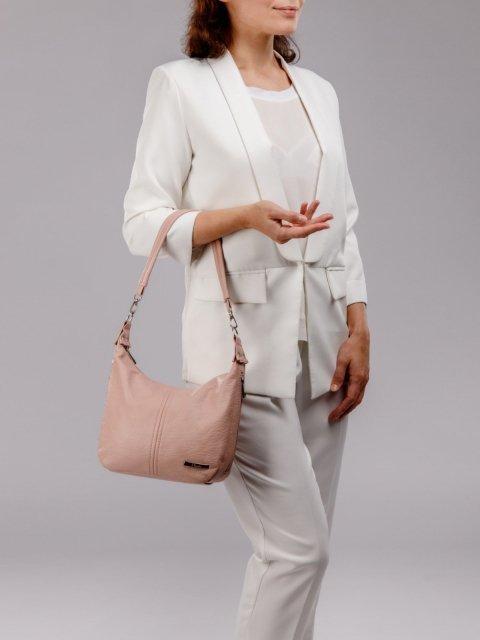 Розовая сумка планшет S.Lavia (Славия) - артикул: 358 601 42 - ракурс 5