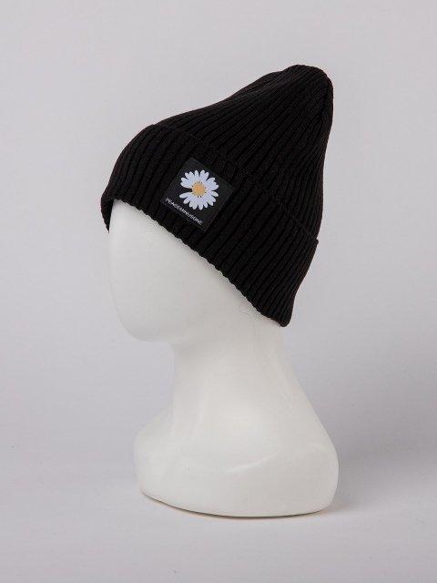 Чёрная шапка Classic - 599.00 руб