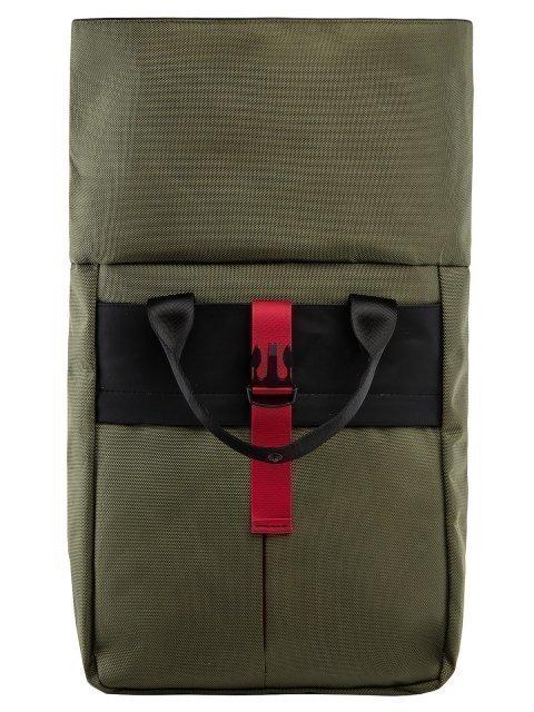 Зелёный рюкзак S.Lavia (Славия) - артикул: 00-91 000 35 - ракурс 4