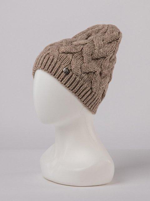 Бежевая шапка Baitex - 699.00 руб