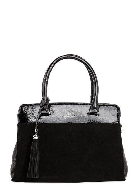 Чёрная сумка классическая Polina - 3256.00 руб