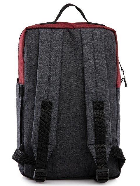 Бордовый рюкзак S.Lavia (Славия) - артикул: 00-101 00 03 - ракурс 3