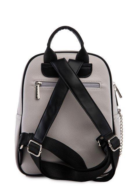 Серый рюкзак David Jones (Дэвид Джонс) - артикул: 0К-00026059 - ракурс 4