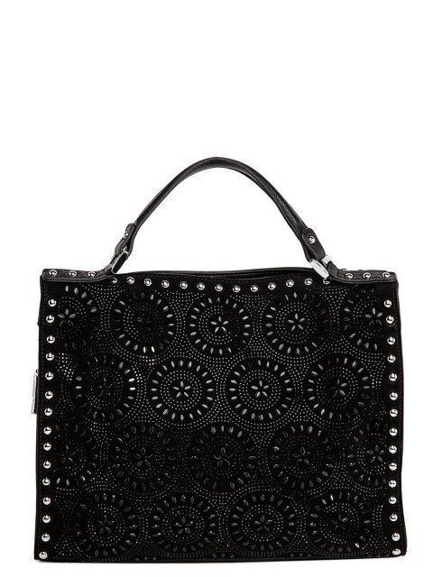 Чёрная сумка классическая Polina - 4599.00 руб