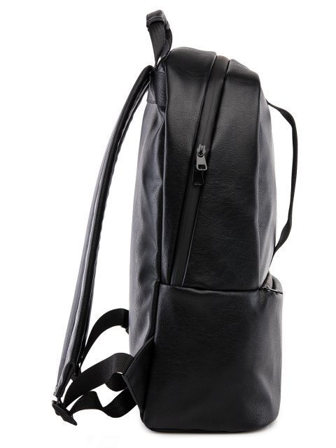 Чёрный рюкзак S.Lavia (Славия) - артикул: 1239 901 01  - ракурс 2