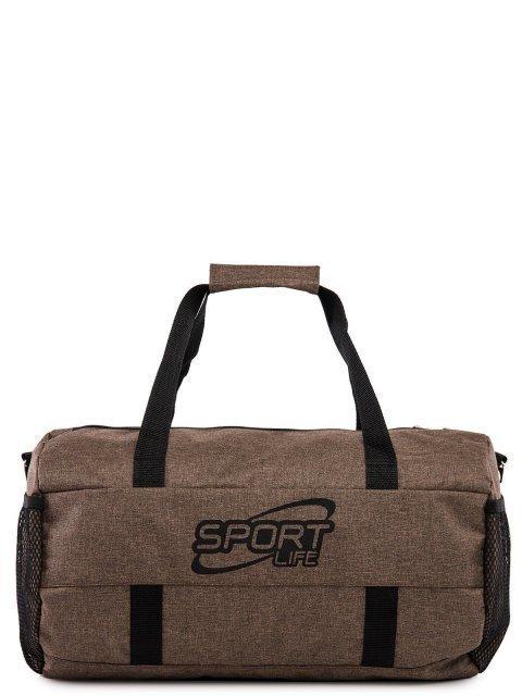 Коричневая дорожная сумка Lbags - 1199.00 руб