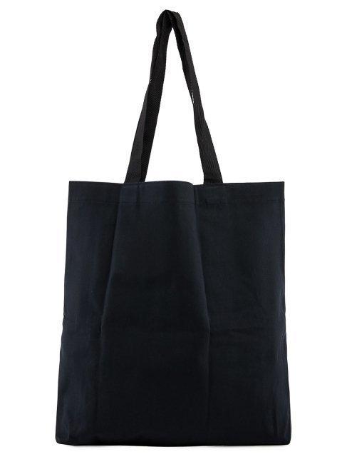 Чёрный шоппер Angelo Bianco - 299.00 руб