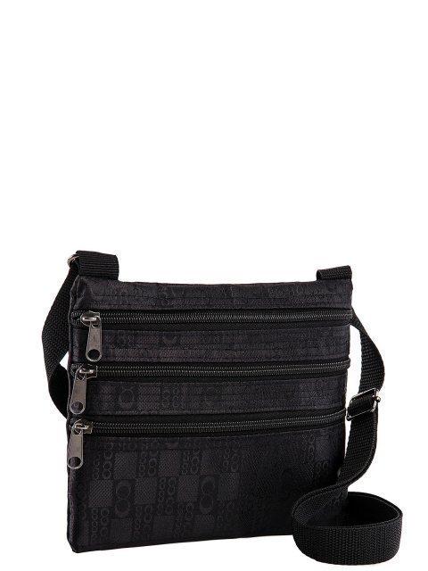 Чёрная сумка планшет S.Lavia (Славия) - артикул: 0К-00013099 - ракурс 1