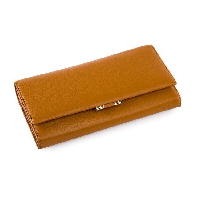 Рыжее портмоне Barez - 950.00 руб