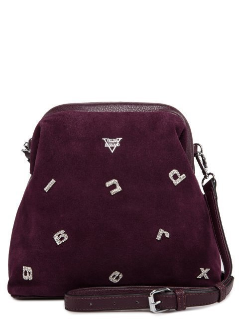 Бордовая сумка планшет Fabbiano - 2729.00 руб