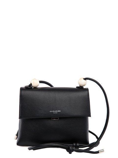 Чёрная сумка планшет David Jones - 2299.00 руб