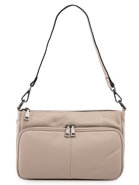 Бежевая сумка планшет Polina - 3969.00 руб