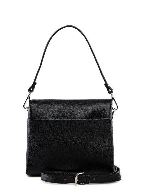 Чёрная сумка планшет S.Lavia (Славия) - артикул: 0088 13 01  - ракурс 3