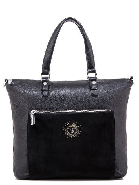 Чёрный шоппер Fabbiano - 2009.00 руб