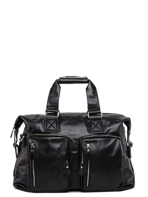 Чёрная дорожная сумка Bradford - 4690.00 руб