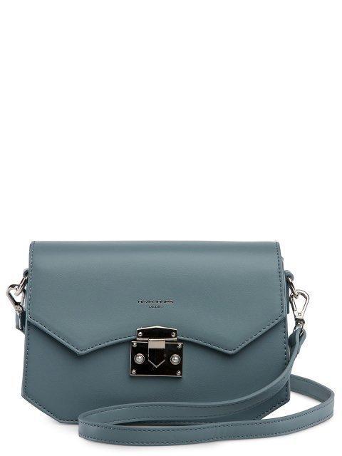 Голубая сумка планшет David Jones - 2099.00 руб
