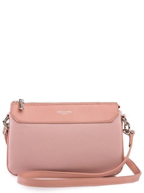 Розовая сумка планшет David Jones - 2299.00 руб