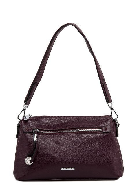Бордовая сумка планшет Fabbiano - 2699.00 руб