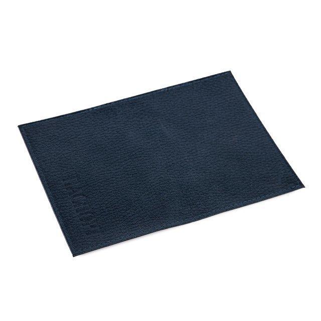Синяя обложка для документов Кайман - 299.00 руб