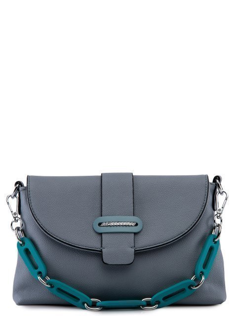Голубая сумка планшет Fabbiano - 3199.00 руб