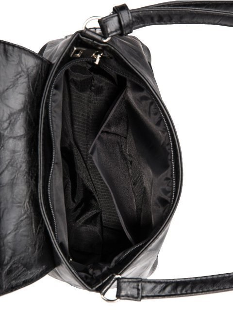 Чёрная сумка планшет S.Lavia (Славия) - артикул: 750 048 01 - ракурс 4