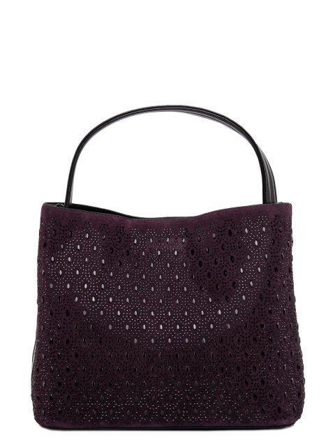 Фиолетовая сумка планшет Polina - 5299.00 руб