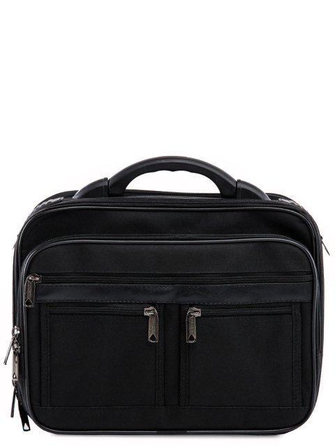 Чёрная прямоугольная сумка Across - 2299.00 руб