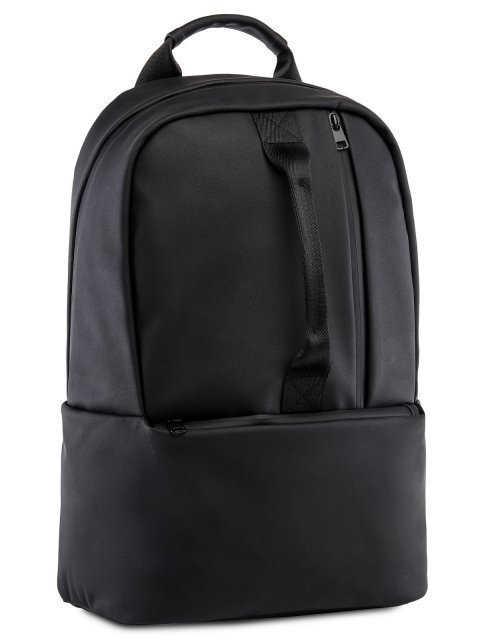 Чёрный рюкзак S.Lavia (Славия) - артикул: 1239 881 01  - ракурс 1