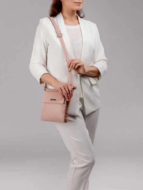 Розовая сумка планшет S.Lavia (Славия) - артикул: 907 601 42 - ракурс 5