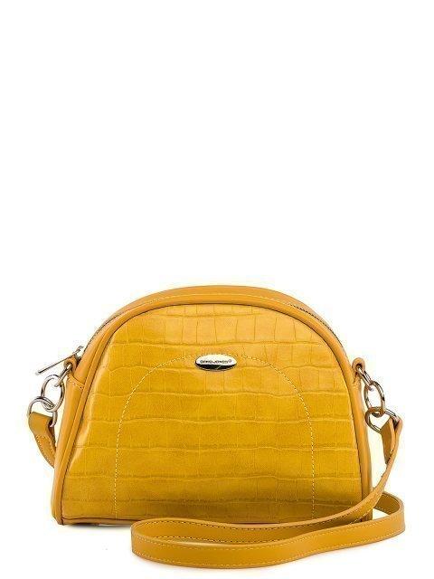 Жёлтая сумка планшет David Jones - 1599.00 руб