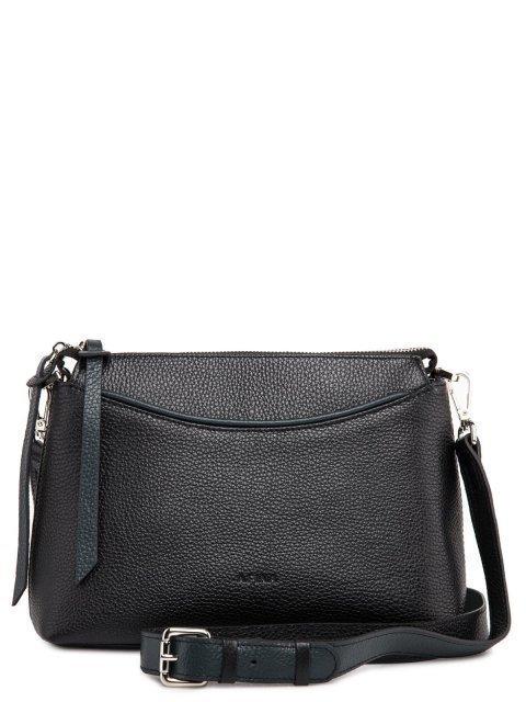 Чёрная сумка планшет Afina - 6839.00 руб