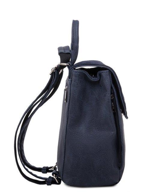 Синий рюкзак S.Lavia (Славия) - артикул: 1161 99 70 - ракурс 2