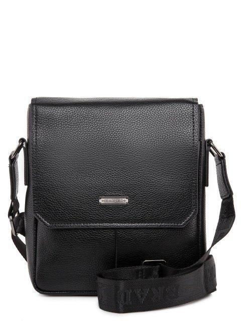 Чёрная сумка планшет Bradford - 2695.00 руб