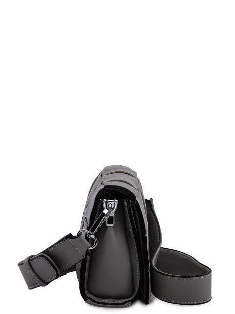 Серая сумка планшет Fabbiano (Фаббиано) - артикул: 0К-00023506 - ракурс 2