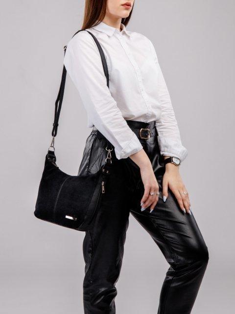 Чёрная сумка планшет S.Lavia (Славия) - артикул: 358 99 01 - ракурс 6