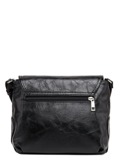 Чёрная сумка планшет S.Lavia (Славия) - артикул: 750 048 01 - ракурс 3