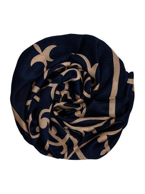Синий платок Палантин - 770.00 руб