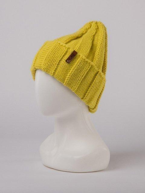 Жёлтая шапка Gracia - 599.00 руб
