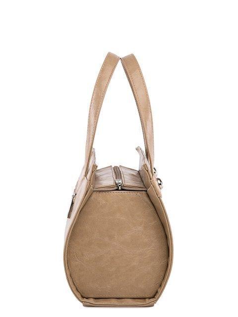 Бежевая сумка классическая S.Lavia (Славия) - артикул: 711 048 25 - ракурс 3