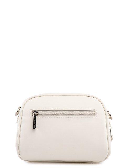 Белая сумка планшет David Jones (Дэвид Джонс) - артикул: 0К-00026157 - ракурс 3
