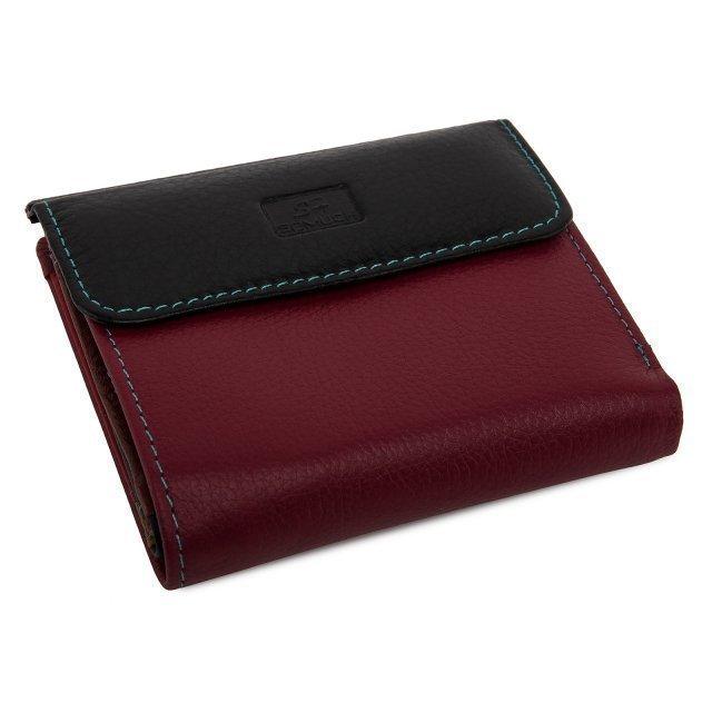 Красное портмоне Barez - 1499.00 руб