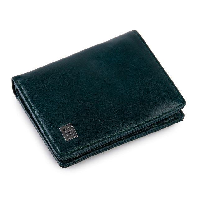 Зелёное портмоне Barez - 720.00 руб